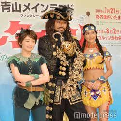 (左から)吉柳咲良、NESMITH、宮澤佐江(C)モデルプレス