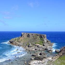 サイパンの観光名所・禁断の島(C)モデルプレス