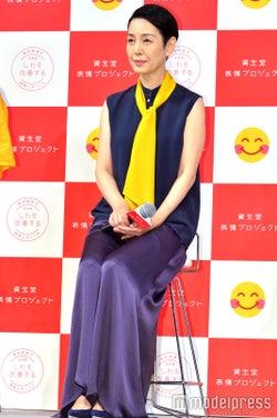 樋口可南子(C)モデルプレス
