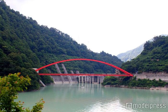 宇奈月ダム(C)モデルプレス