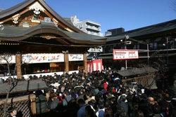 新年に行きたい「初詣」TOP10!有名パワースポットや厄除開運も