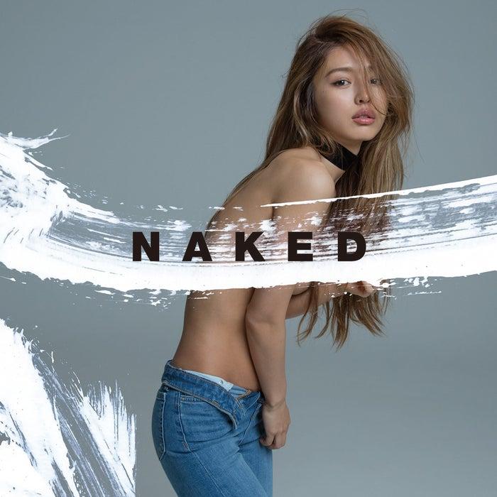 加治ひとみ1stアルバム「NAKED」(3月1日発売)【CD盤】/(提供写真)