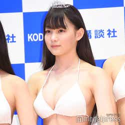 吉澤遥奈 (C)モデルプレス