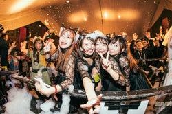 渋谷で未成年OKの最狂ハロウィンパーティー、史上最多「泡ハロウィン」開催