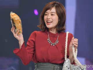 筧美和子、癒やしスマイルでファン魅了!実は肉食派?な素顔も