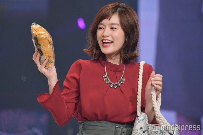 筧美和子、癒やしスマイルでファン魅了!実は肉食派?な素顔も(C)モデルプレス