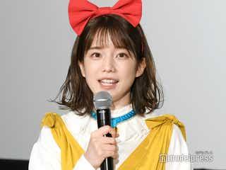 """弘中綾香アナ、再び""""ドラミちゃん""""コスプレでMC「自分から言うのも恥ずかしいんですけど…」"""