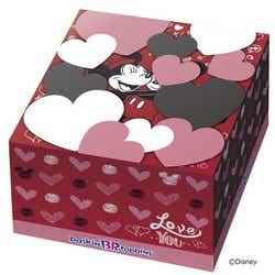 ミッキー&ミニー ハートボックス(C)Disney
