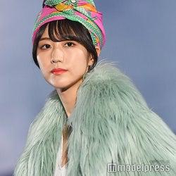 欅坂46土生瑞穂、ショート風ヘアで小顔際立つ 個性派ルック着こなす<TGC SHIZUOKA 2019>