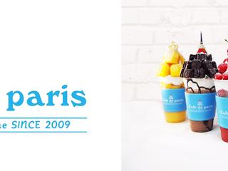韓国発スイーツ・カフェ「Cafe de paris 」が原宿にオープン!