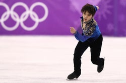 宇野昌磨(Photo by Getty Images)