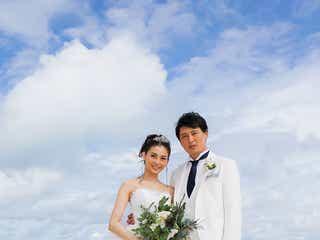 押切もえハワイ挙式、純白ドレスは自らプロデュース こだわりのコンセプト&ディティール紹介