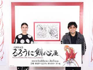武井咲「るろ剣」佐藤健の現場での姿「好きでした」シリーズ最終章に込めた思い「昔の私では無理だった」