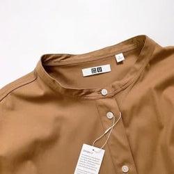 春にたくさん着たい〜!ユニクロの「3990円ワンピース」は一枚でオシャレ見えします