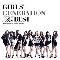 少女時代、初のベストアルバム「THE BEST」が初日1位!メンバーレコメンドトラックも公開