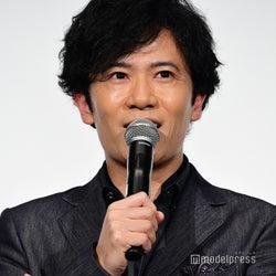 稲垣吾郎、夫婦役で共演・蒼井優の結婚に驚き「疑似夫婦体験にすごく酔いしれていた」<海獣の子供>