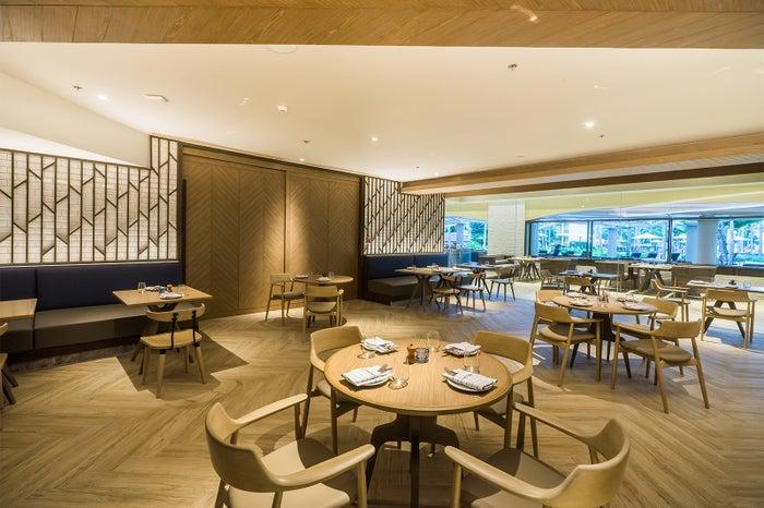 レストラン/画像提供:日本スターウッド・ホテル(株)広報事務局