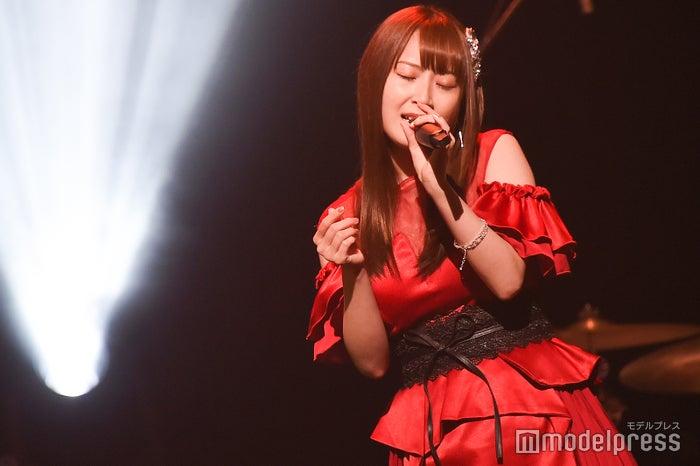 高柳明音/「AKB48グループ歌唱力No.1決定戦」決勝大会 (C)モデルプレス