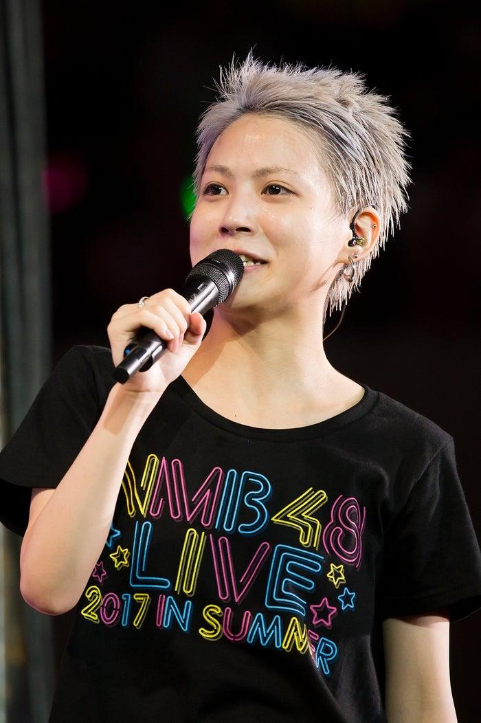 木下百花 (C)NMB48