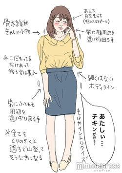 ニセ地味女子(画像提供:主婦の友社)