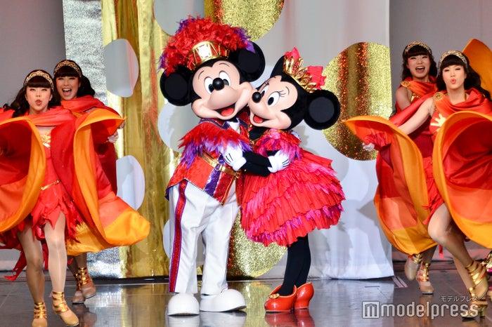 ラテンスタイル/「イッツ・ベリー・ミニー!」(C)モデルプレス(C)Disney