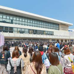 「福岡アジアコレクション2018 SPRING/SUMMER(FACo)」外観 (C)モデルプレス