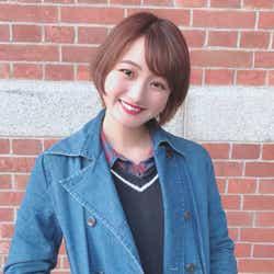 同志社女子大学・寺岡初音さん(提供写真)