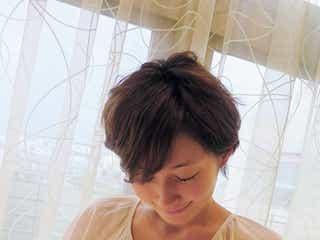 田丸麻紀、母子2ショットで出産報告 育児の近況明かす