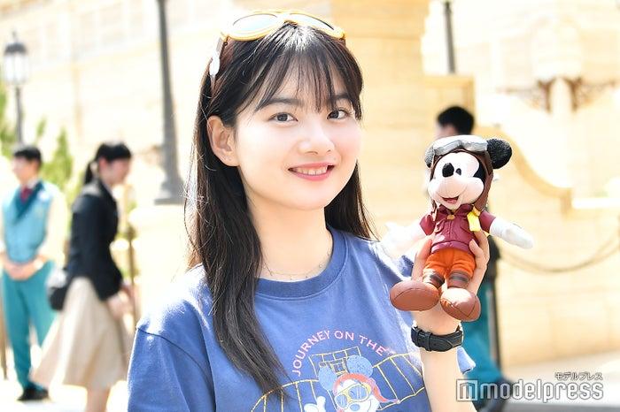 青山舞莉(C)モデルプレス(C)Disney