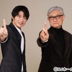 田中圭、堤幸彦と14年ぶりのタッグ!「死神」と呼ばれる孤高のくせ者刑事に