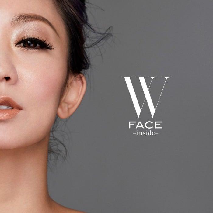 倖田來未のニューアルバム「W FACE~inside~」(3月8日発売)(提供写真)