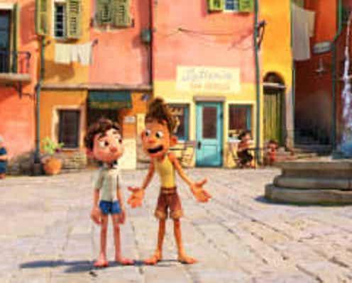 イタリアの美しき港町の風景と共に語られる製作秘話!『あの夏のルカ』特別映像が公開