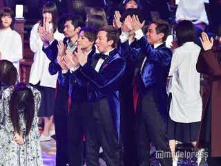 DA PUMP、乃木坂46「レコ大」2連覇を祝福 記者が見た放送後の感動シーン