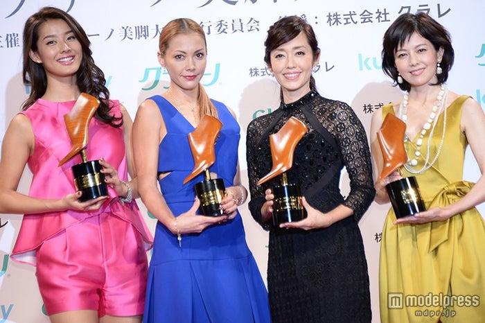左から)すみれ、土屋アンナ、早見優、沢口靖子