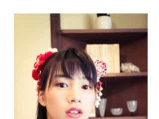 能年玲奈、レトロな着物で大人な一面 ファンから「美しすぎる」の声
