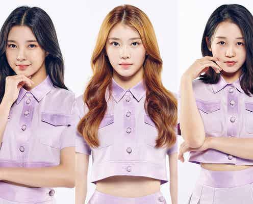 <Girls Planet 999>第3回投票の中間結果発表 TOP9に変動