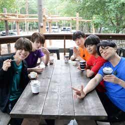 (左から)松島聡、菊池風磨、マリウス葉、佐藤勝利、中島健人(提供写真)