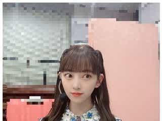 乃木坂46堀未央奈、小嶋陽菜のアイドルヘア再現に「可愛すぎ」の声続々