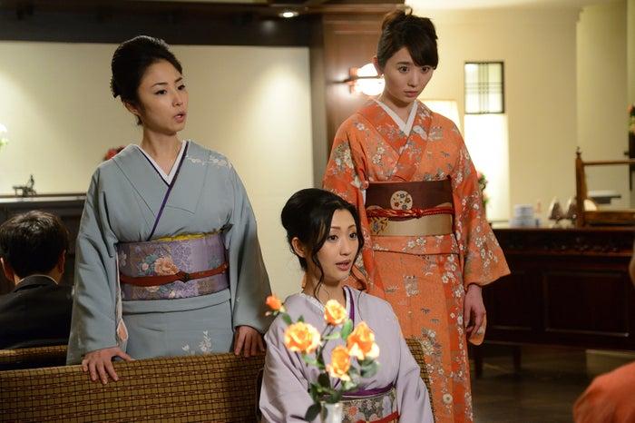 (左から)MEGUMI、壇蜜、おのののか (C)テレビ東京