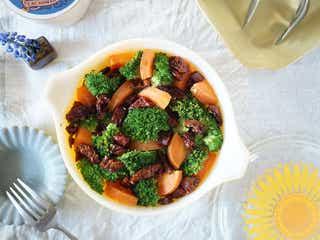 春先の乾燥・シミ予防に◎レンジで3分の簡単温野菜レシピ