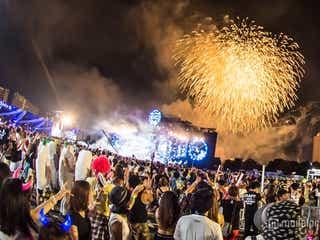 「ULTRA JAPAN」開幕 Afrojackら世界のトッププレイ、3万人が熱狂