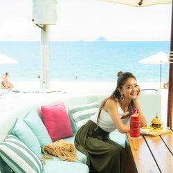 みちょぱ、ベトナムのリゾート・ニャチャンへ 絶景ビーチや5つ星高級ホテル満喫