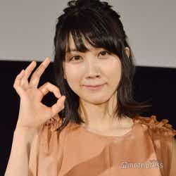 モデルプレス - 松本穂香、長編映画初主演作で「緊張」共演者に感謝<おいしい家族>