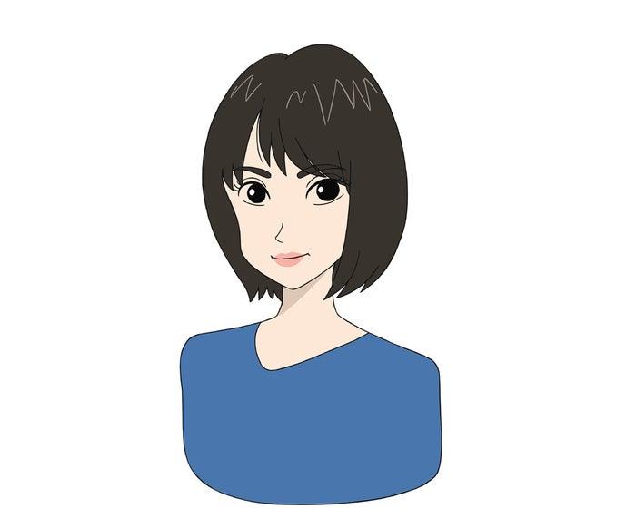 志田未来が演じる本人役(C)臼井儀人/双葉社・シンエイ・テレビ朝日・ADK 2017