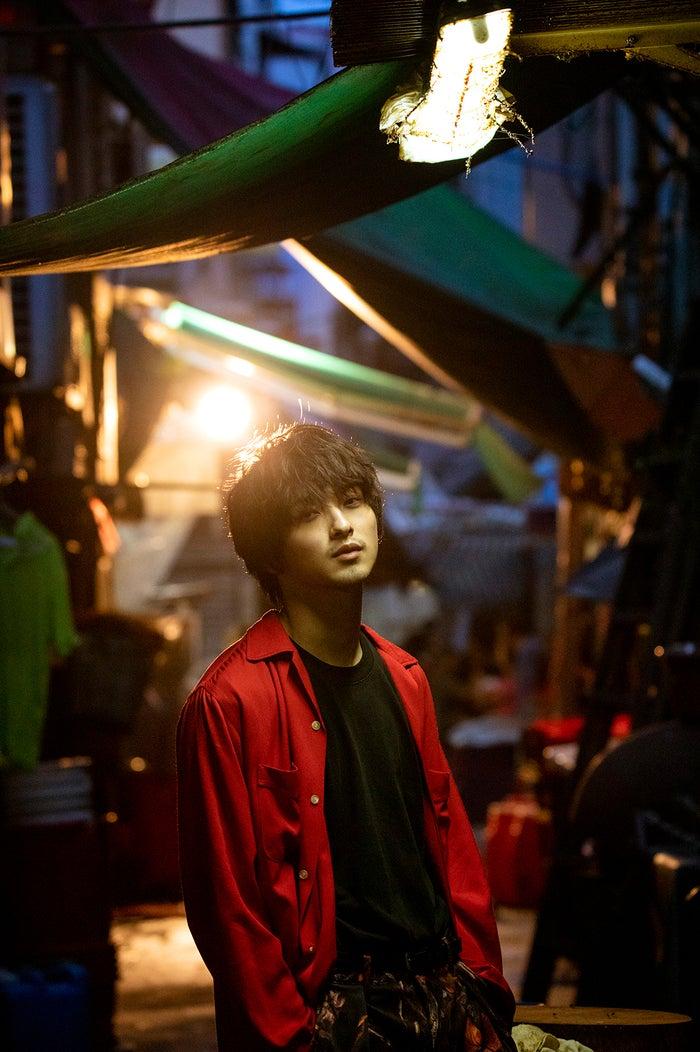 横浜流星写真集『流麗』/(C)KADOKAWA