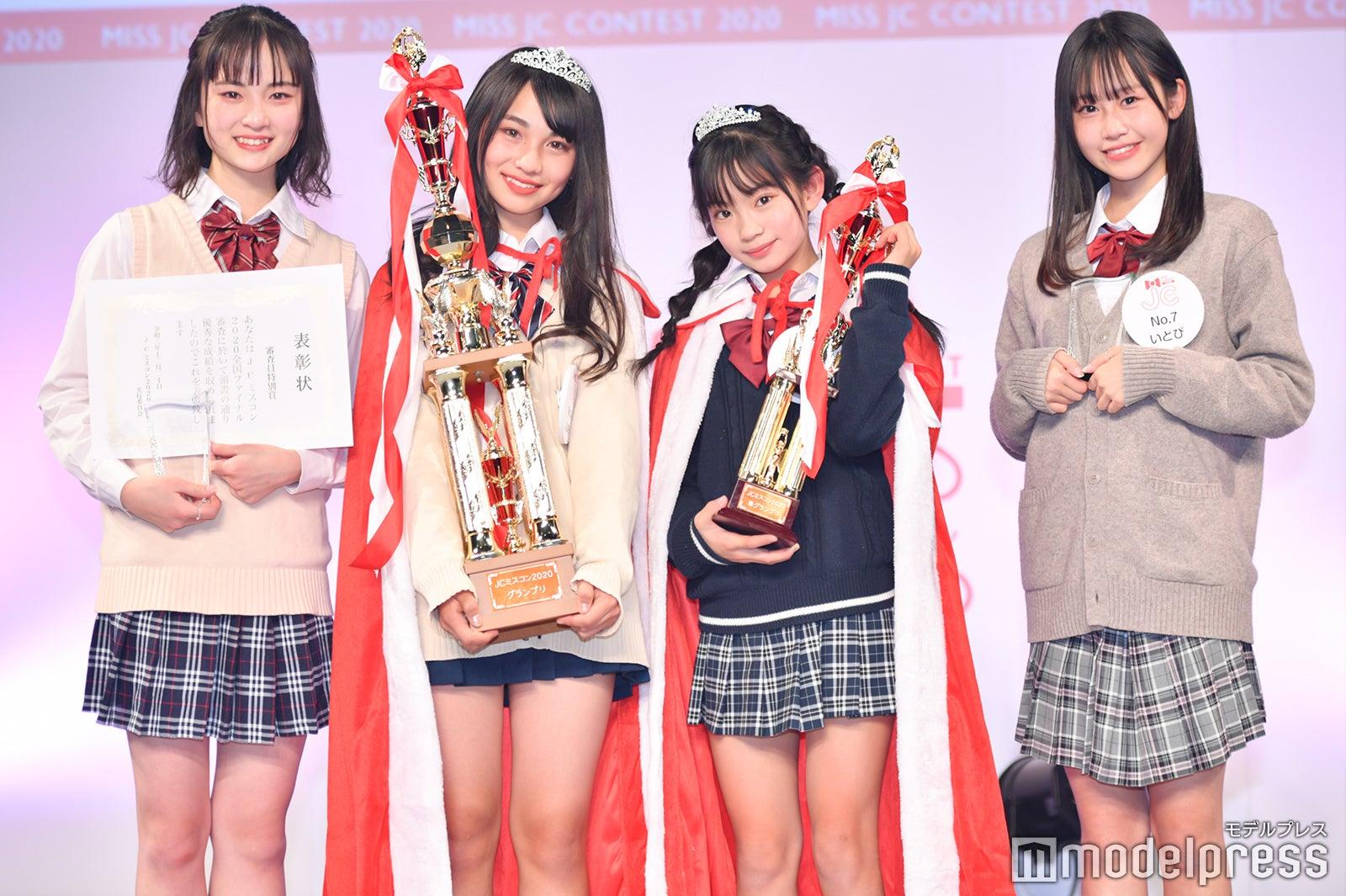 日本一かわいい女子中学生が決定 YouTube動画>1本 ->画像>31枚