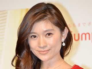 篠原涼子、産後は「20kg近く太った」スタイルキープの秘訣明かす