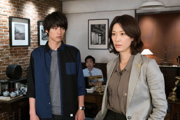 福士蒼汰、山本未來/「愛してたって、秘密はある。」最終話より(画像提供:日本テレビ)