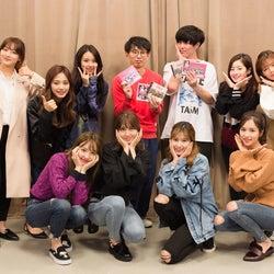 TWICE「SCHOOL OF LOCK!」で日本のラジオ番組初出演 素顔に迫る