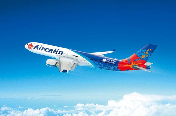 ニューカレドニアへ行くなら直行便のエアカランで(C)エアカラン